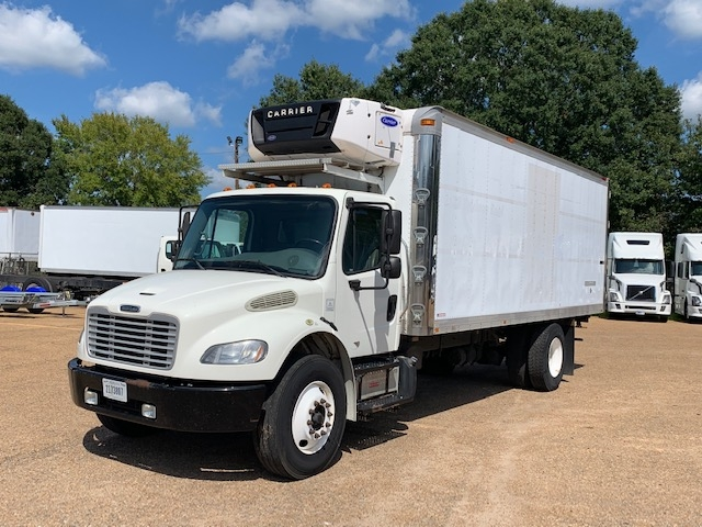 Reefer Truck-Light and Medium Duty Trucks-Freightliner-2014-M2-PELAHATCHIE-MS-285,956 miles-$22,000