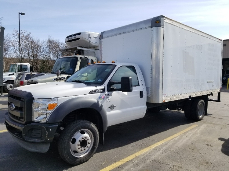 Medium Duty Box Truck-Light and Medium Duty Trucks-Ford-2013-F450-AUSTIN-TX-68,786 miles-$30,000