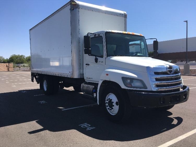 Medium Duty Box Truck-Light and Medium Duty Trucks-Hino-2014-268-PHOENIX-AZ-177,188 miles-$36,500