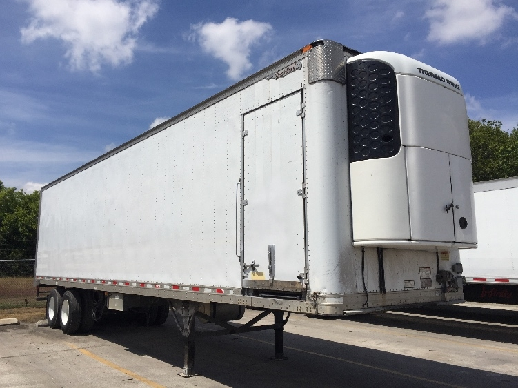 Reefer Trailer-Semi Trailers-Great Dane-2008-Trailer-SAN ANTONIO-TX-360,253 miles-$17,500