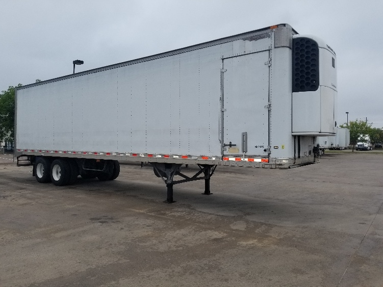 Reefer Trailer-Semi Trailers-Great Dane-2008-Trailer-DALLAS-TX-273,190 miles-$12,250