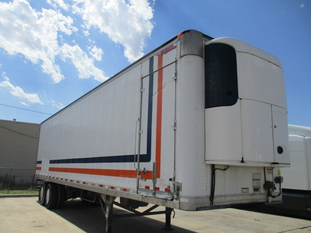 Reefer Trailer-Semi Trailers-Great Dane-2008-Trailer-LUBBOCK-TX-489,781 miles-$12,250