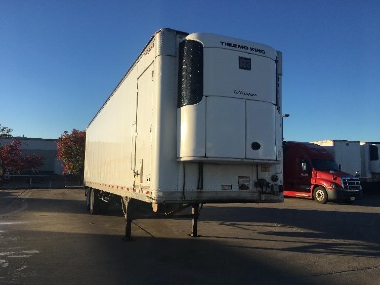 Reefer Trailer-Semi Trailers-Great Dane-2008-Trailer-DALLAS-TX-501,007 miles-$11,250