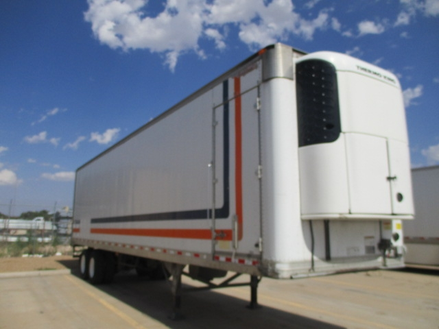 Reefer Trailer-Semi Trailers-Great Dane-2008-Trailer-LUBBOCK-TX-269,874 miles-$12,250