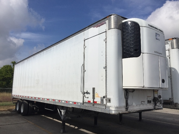 Reefer Trailer-Semi Trailers-Great Dane-2008-Trailer-SAN ANTONIO-TX-216,040 miles-$16,750