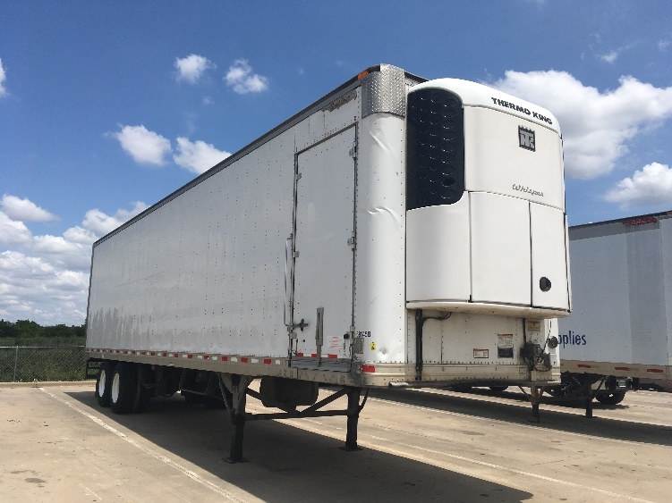 Reefer Trailer-Semi Trailers-Great Dane-2008-Trailer-DALLAS-TX-210,293 miles-$13,500