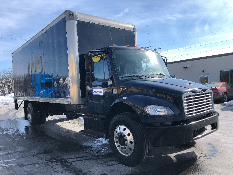 Medium Duty Box Truck-Light and Medium Duty Trucks-Freightliner-2014-M2-MILWAUKEE-WI-68,750 miles-$39,000