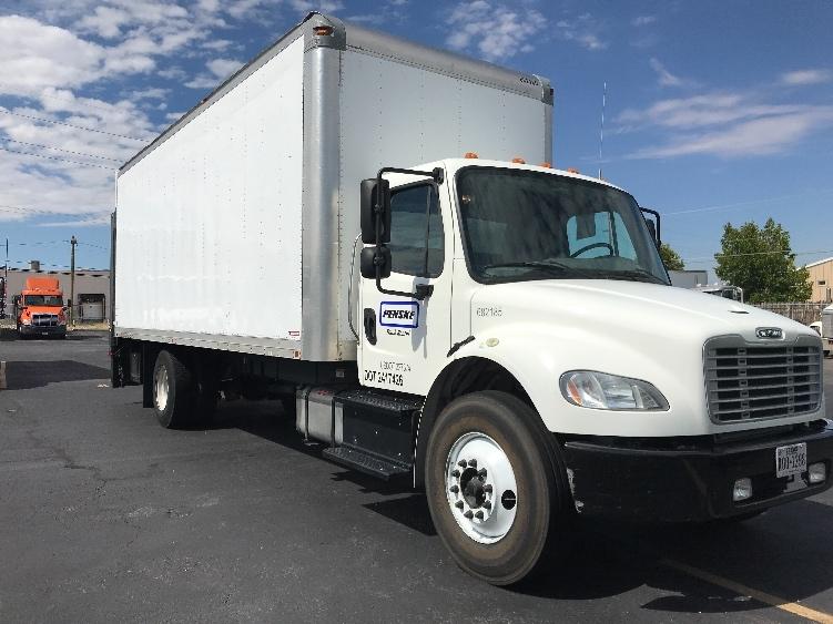 Medium Duty Box Truck-Light and Medium Duty Trucks-Freightliner-2014-M2-ALBUQUERQUE-NM-123,241 miles-$45,750