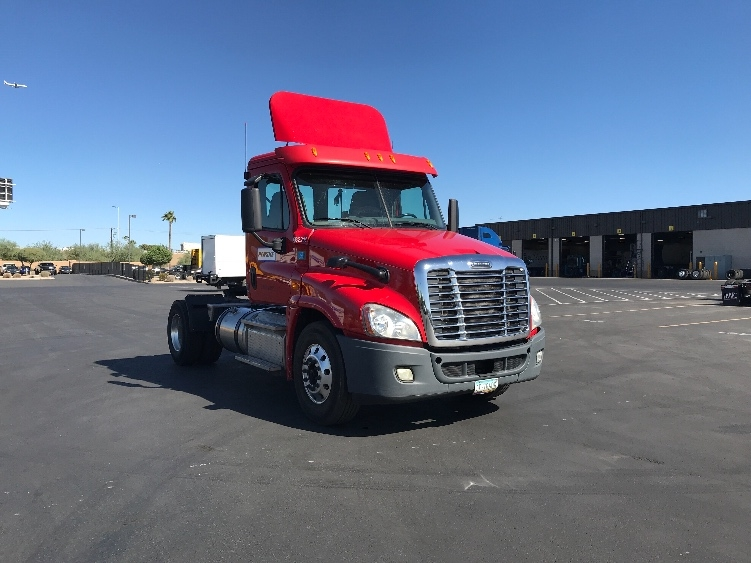 Day Cab Tractor-Heavy Duty Tractors-Freightliner-2014-Cascadia 12542ST-PHOENIX-AZ-294,859 miles-$40,500