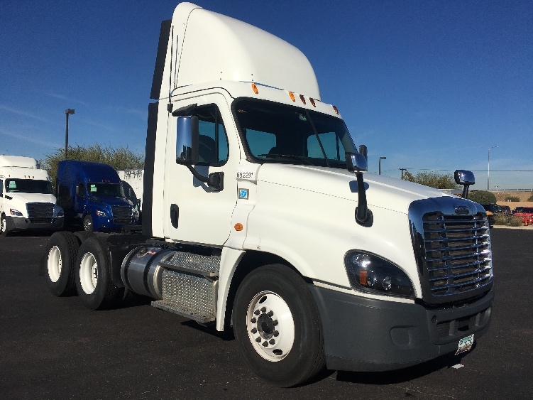 Day Cab Tractor-Heavy Duty Tractors-Freightliner-2014-Cascadia 12564ST-PHOENIX-AZ-287,099 miles-$58,250