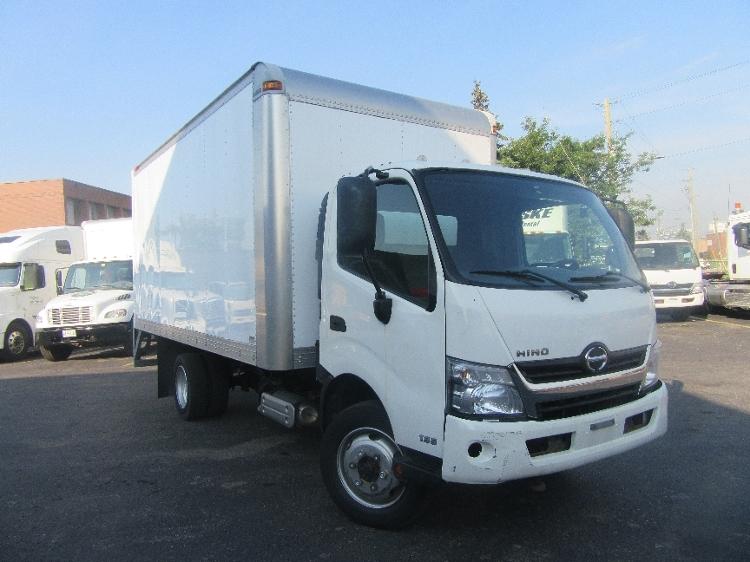 Medium Duty Box Truck-Light and Medium Duty Trucks-Hino-2013-195-CONCORD-ON-103,105 km-$32,500