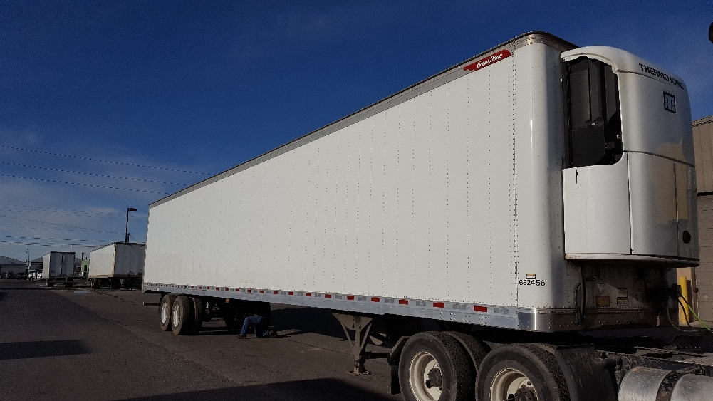 Reefer Trailer-Semi Trailers-Great Dane-2014-Trailer-SPOKANE VALLEY-WA-306,509 miles-$39,250