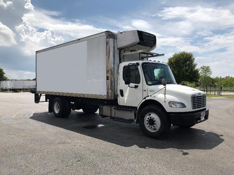 Reefer Truck-Light and Medium Duty Trucks-Freightliner-2014-M2-AUSTIN-TX-260,157 miles-$30,000