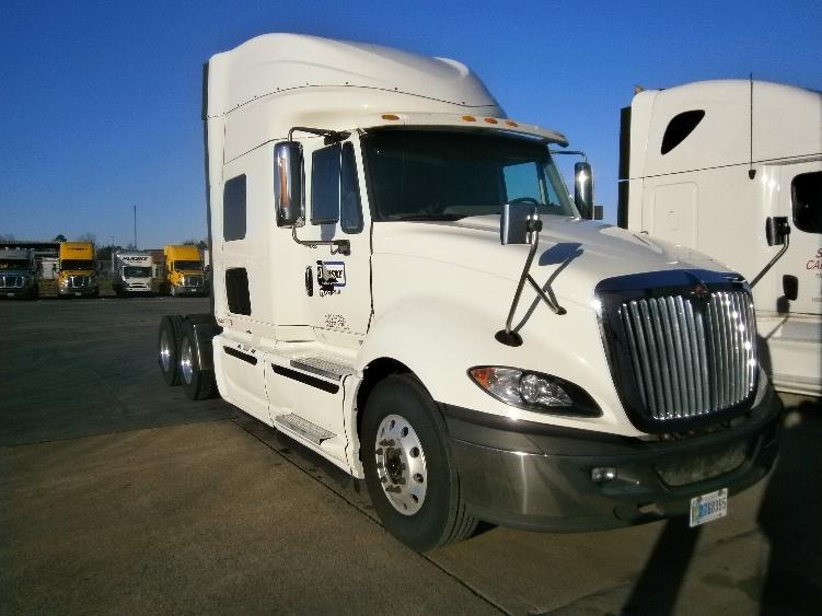 Sleeper Tractor-Heavy Duty Tractors-International-2014-ProStar-CLARKSVILLE-TN-454,889 miles-$42,750