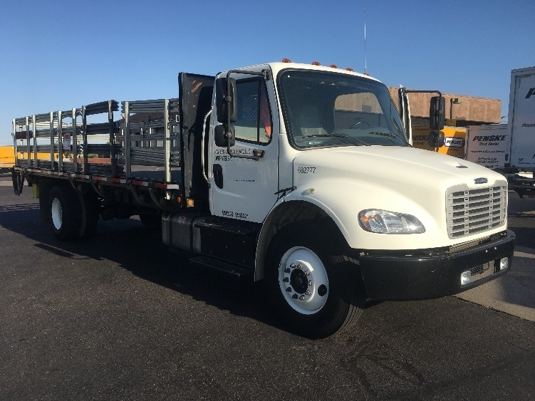 Flatbed Truck-Specialized Equipment-Freightliner-2014-M2-PHOENIX-AZ-54,322 miles-$62,000