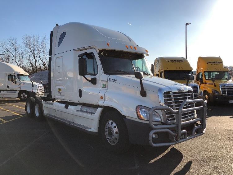Sleeper Tractor-Heavy Duty Tractors-Freightliner-2014-Cascadia 12564ST-BEDFORD PARK-IL-502,554 miles-$54,000