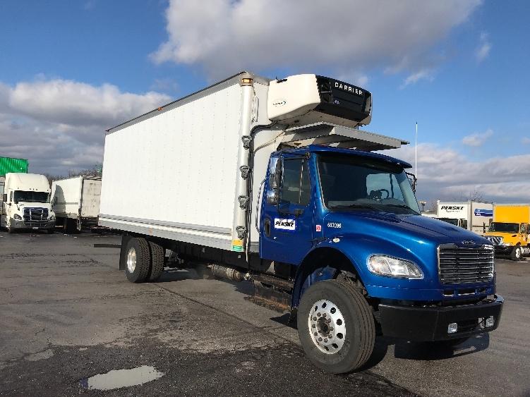 Reefer Truck-Light and Medium Duty Trucks-Freightliner-2014-M2-HARRISBURG-PA-173,557 miles-$38,500