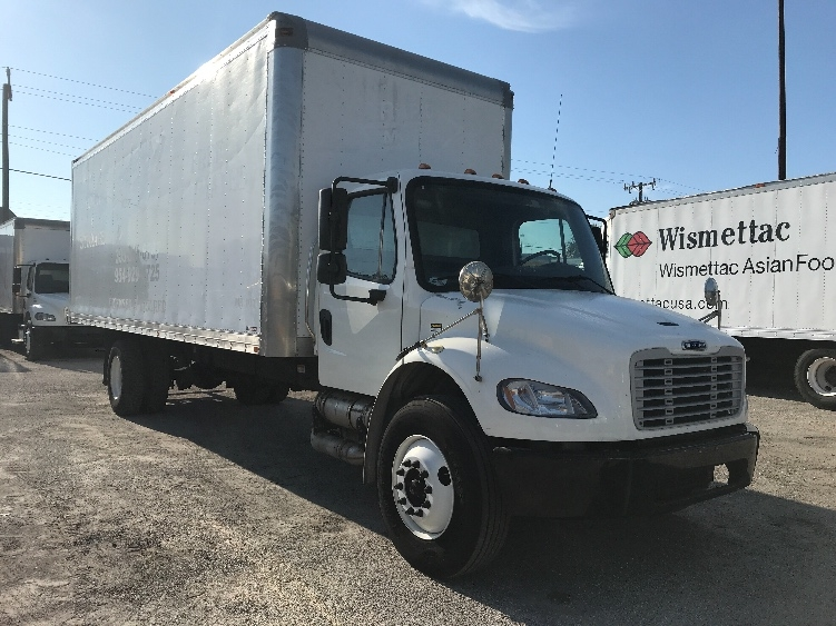 Medium Duty Box Truck-Light and Medium Duty Trucks-Freightliner-2014-M2-MIAMI-FL-55,012 miles-$54,000