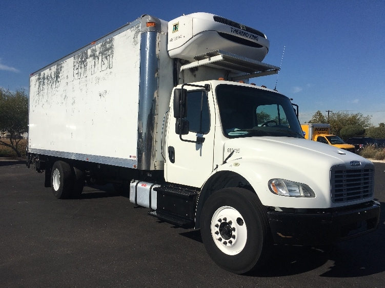 Reefer Truck-Light and Medium Duty Trucks-Freightliner-2014-M2-PHOENIX-AZ-228,906 miles-$31,750