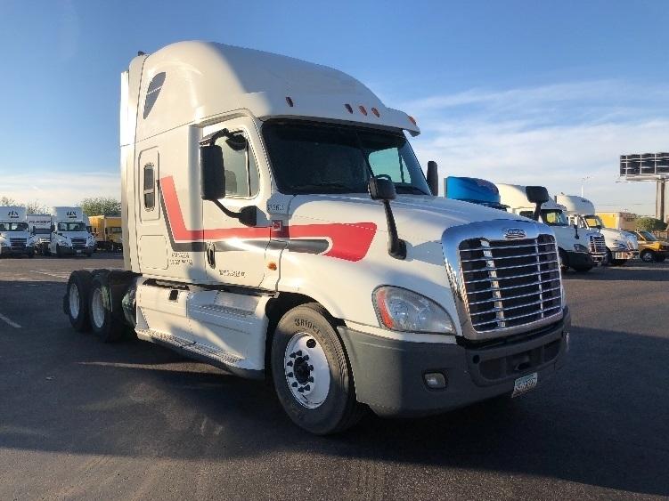 Sleeper Tractor-Heavy Duty Tractors-Freightliner-2014-Cascadia 12564ST-PHOENIX-AZ-592,286 miles-$52,750