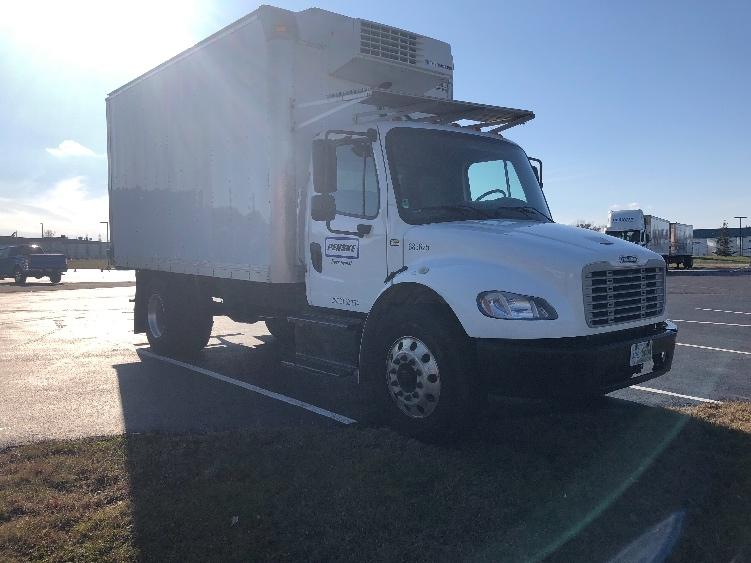 Reefer Truck-Light and Medium Duty Trucks-Freightliner-2014-M2-LONDONDERRY-NH-108,106 miles-$36,250