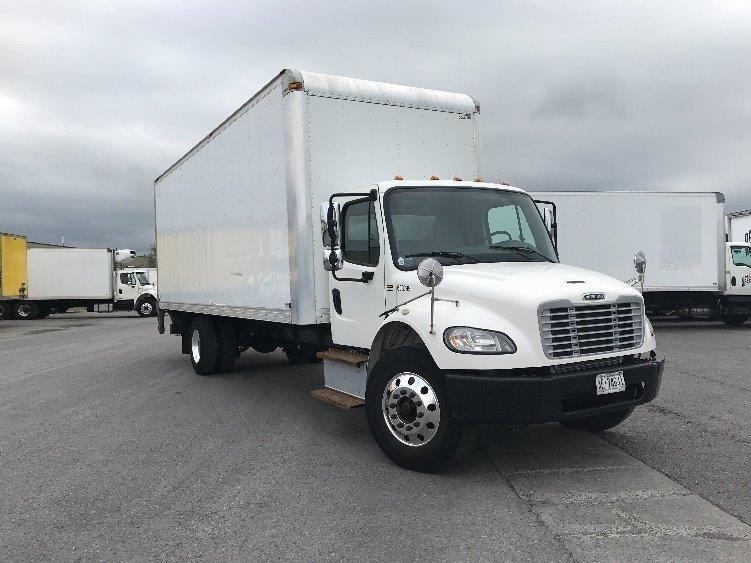Medium Duty Box Truck-Light and Medium Duty Trucks-Freightliner-2014-M2-OTTAWA-ON-118,170 km-$55,750