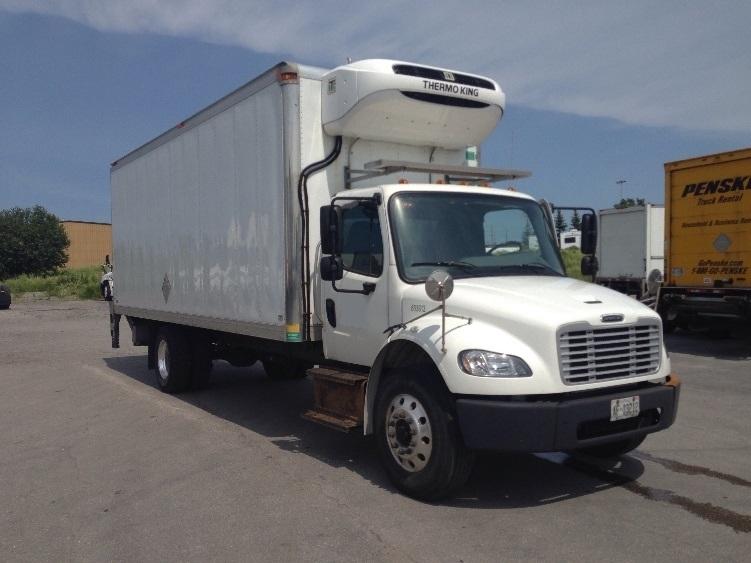Reefer Truck-Light and Medium Duty Trucks-Freightliner-2014-M2-OSHAWA-ON-179,012 km-$78,000