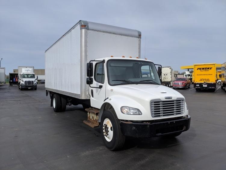 Medium Duty Box Truck-Light and Medium Duty Trucks-Freightliner-2014-M2-LOUISVILLE-KY-337,512 miles-$22,000