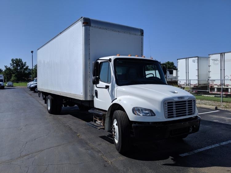 Medium Duty Box Truck-Light and Medium Duty Trucks-Freightliner-2014-M2-LOUISVILLE-KY-211,745 miles-$33,500