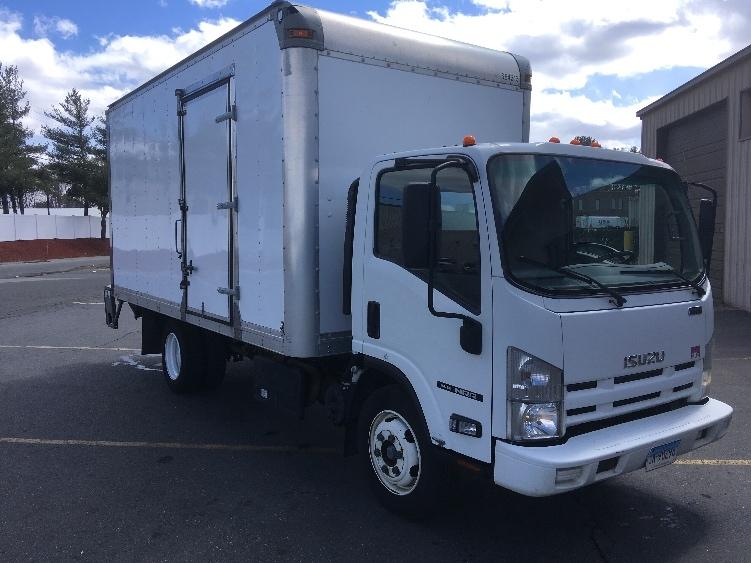 Medium Duty Box Truck-Light and Medium Duty Trucks-Isuzu-2014-NRR-EAST WINDSOR-CT-150,382 miles-$30,750