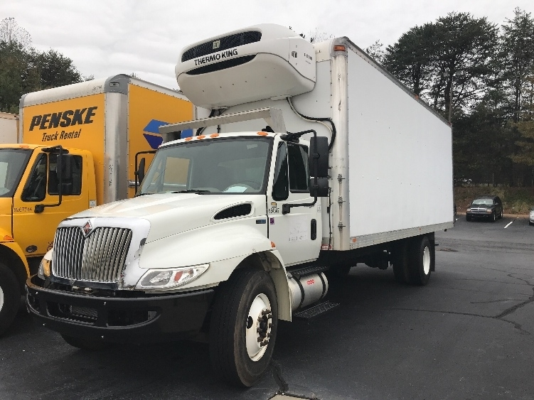 Reefer Truck-Light and Medium Duty Trucks-International-2014-4300-CONOVER-NC-120,106 miles-$41,000