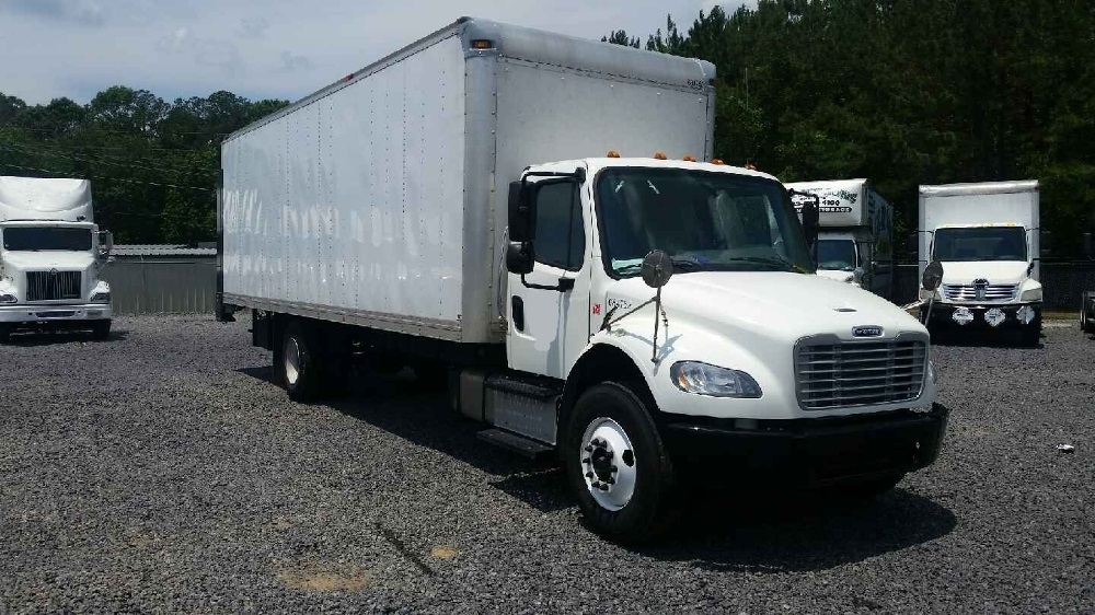 Medium Duty Box Truck-Light and Medium Duty Trucks-Freightliner-2014-M2-SUMMERVILLE-SC-227,709 miles-$31,500