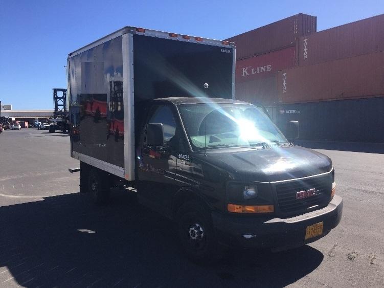 Light Duty Box Truck-Light and Medium Duty Trucks-GMC-2014-Savana G33503-TORRANCE-CA-36,321 miles-$24,500