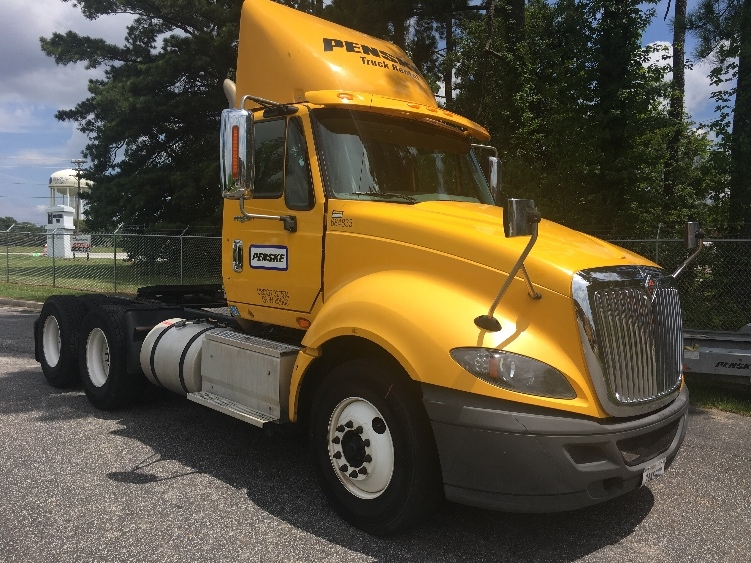 Day Cab Tractor-Heavy Duty Tractors-International-2014-ProStar-SPARTANBURG-SC-329,111 miles-$31,425