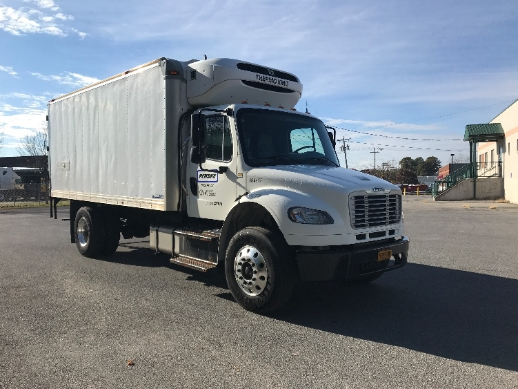 Reefer Truck-Light and Medium Duty Trucks-Freightliner-2014-M2-JESSUP-PA-111,189 miles-$43,250