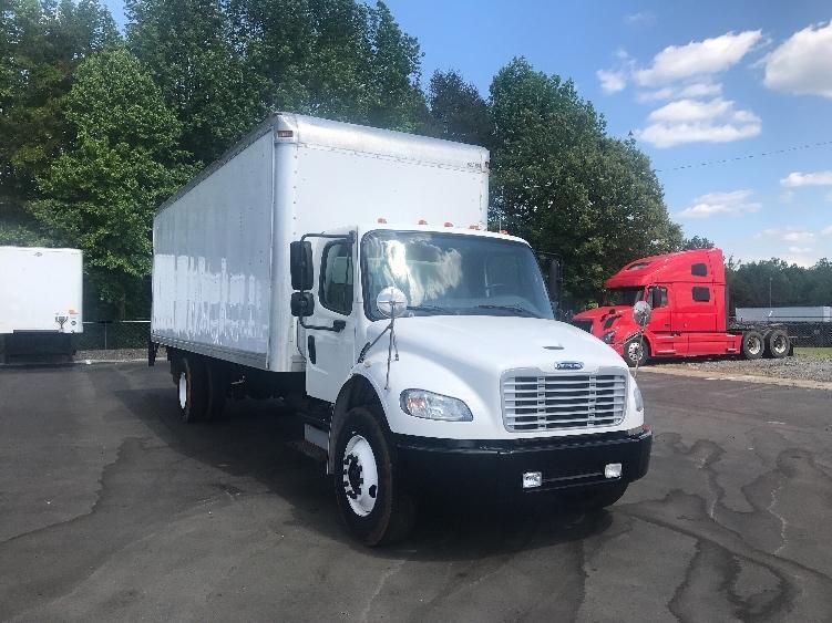 Medium Duty Box Truck-Light and Medium Duty Trucks-Freightliner-2014-M2-MEBANE-NC-182,608 miles-$44,250