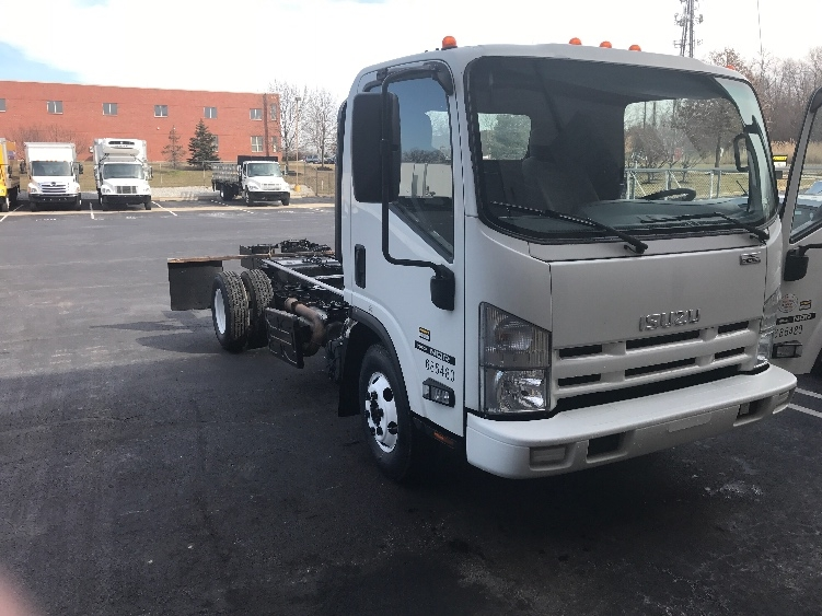 Cab and Chassis Truck-Light and Medium Duty Trucks-Isuzu-2014-NPR-KING OF PRUSSIA-PA-160,054 miles-$18,250