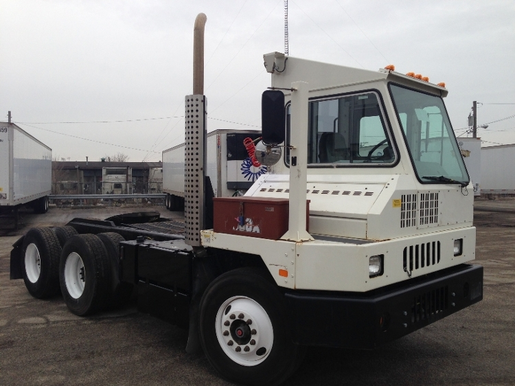 Yard Truck-Heavy Duty Tractors-Ottawa-2013-YT60-STICKNEY-IL-31,963 miles-$79,000