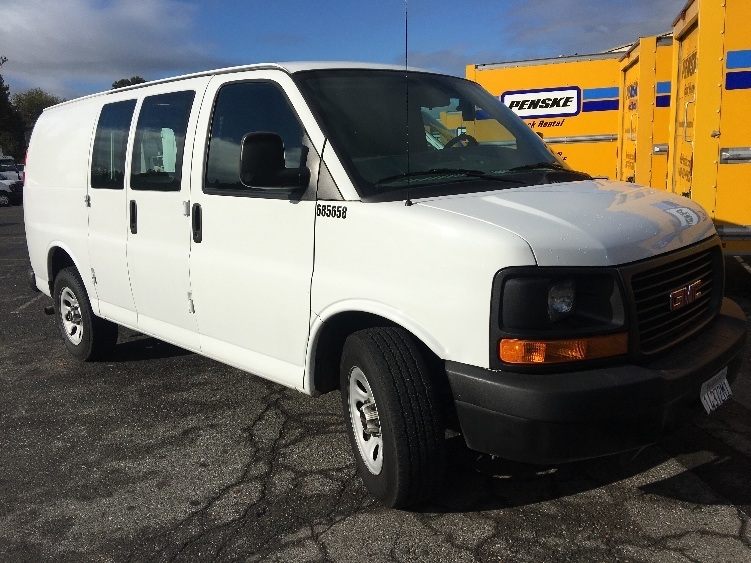 Cargo Van (Panel Van)-Light and Medium Duty Trucks-GMC-2014-Savana G13405-SANTA CLARA-CA-17,568 miles-$26,000