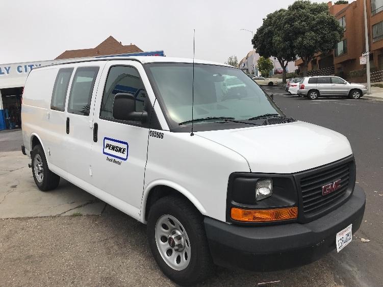 Cargo Van (Panel Van)-Light and Medium Duty Trucks-GMC-2014-Savana G13405-SOUTH SAN FRANCISCO-CA-21,187 miles-$26,250