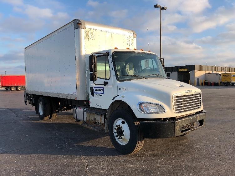 Medium Duty Box Truck-Light and Medium Duty Trucks-Freightliner-2014-M2-ERLANGER-KY-108,365 miles-$35,750