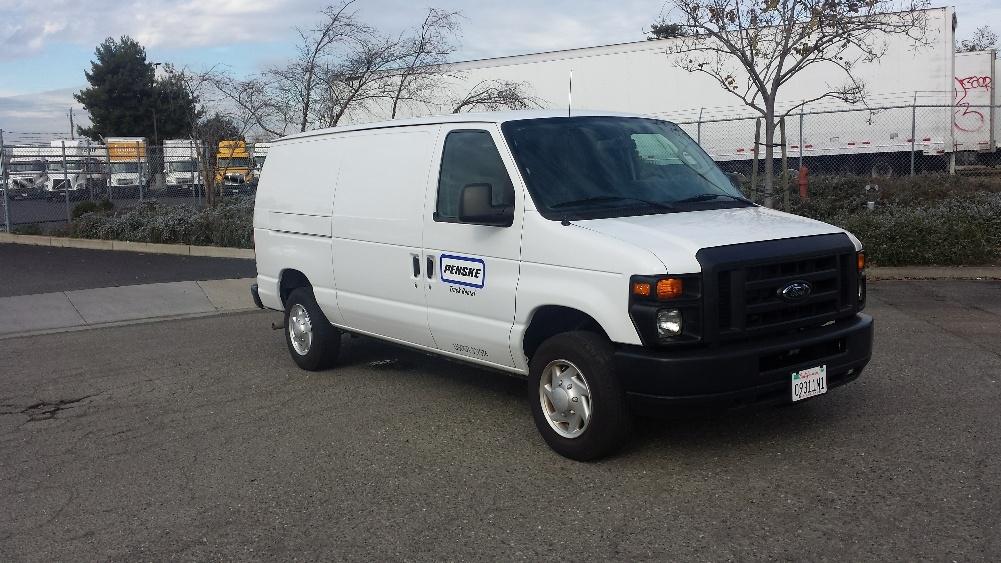 Cargo Van (Panel Van)-Light and Medium Duty Trucks-Ford-2013-E150-HAYWARD-CA-22,616 miles-$23,000