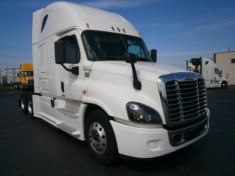 Sleeper Tractor-Heavy Duty Tractors-Freightliner-2014-Cascadia 12564ST-ETOBICOKE-ON-620,249 km-$48,750