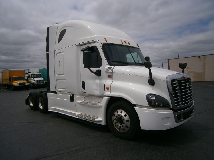 Sleeper Tractor-Heavy Duty Tractors-Freightliner-2014-Cascadia 12564ST-TORONTO-ON-775,034 km-$63,500