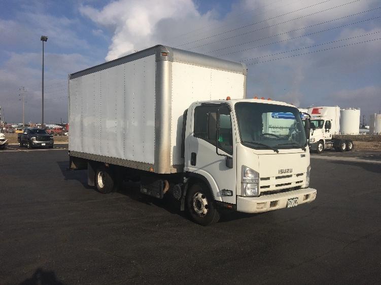 Medium Duty Box Truck-Light and Medium Duty Trucks-Isuzu-2014-NPR-DENVER-CO-145,726 miles-$30,000