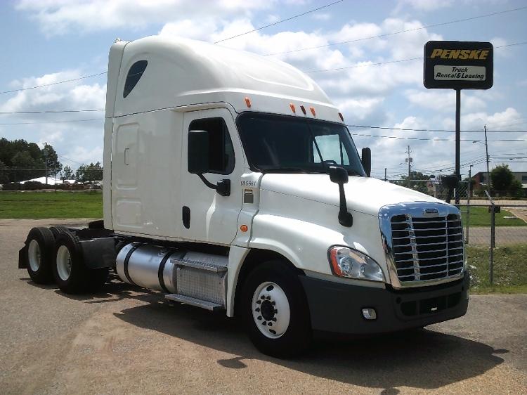 Sleeper Tractor-Heavy Duty Tractors-Freightliner-2014-Cascadia 12564ST-BELDEN-MS-597,480 miles-$57,500