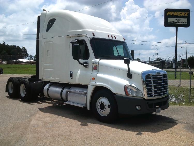 Sleeper Tractor-Heavy Duty Tractors-Freightliner-2014-Cascadia 12564ST-BELDEN-MS-631,770 miles-$49,250