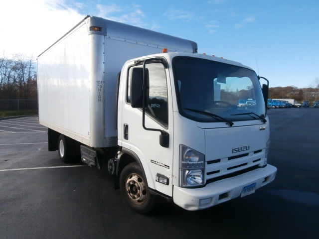 Medium Duty Box Truck-Light and Medium Duty Trucks-Isuzu-2014-NPR-WEST HAVEN-CT-145,470 miles-$21,000