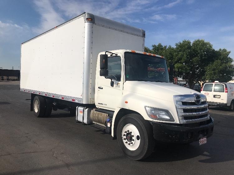 Medium Duty Box Truck-Light and Medium Duty Trucks-Hino-2014-268-DENVER-CO-277,797 miles-$26,000
