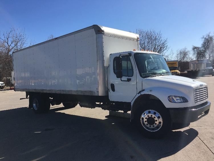 Medium Duty Box Truck-Light and Medium Duty Trucks-Freightliner-2014-M2-HARTFORD-CT-211,991 miles-$31,500